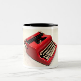 royal Quiet De Luxeタイプライター- 1957年 ツートーンマグカップ