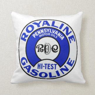 Royalineこんにちはテストガソリン枕 クッション