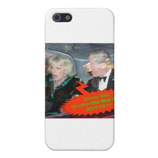 RoyalZのくもの巣の馬蝿の幼虫 iPhone 5 Cover