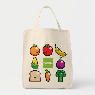 Roycieの買い物袋 トートバッグ
