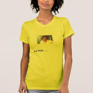 Rozの…女性の服装の罰金のジャージーのTシャツ Tシャツ