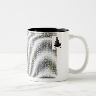[RP]飛行船の声明のマグ ツートーンマグカップ