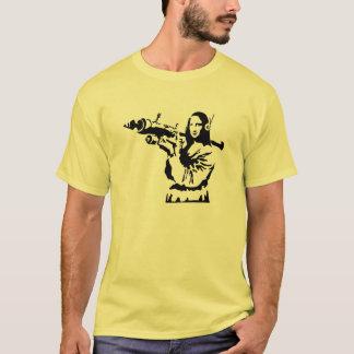 RPGのモナ・リザ Tシャツ