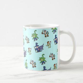 RPGの漫画の子供-マグ コーヒーマグカップ