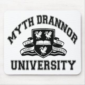 RPG大学: 神話のDrannorのマウスパッド マウスパッド