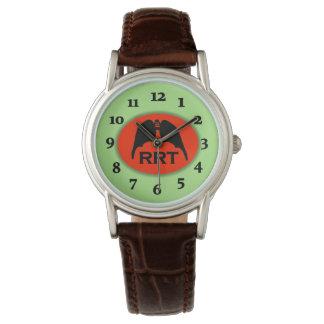 RRTのSlipperywindow著呼吸の肺信号 腕時計