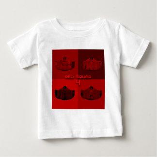 RS4赤 ベビーTシャツ