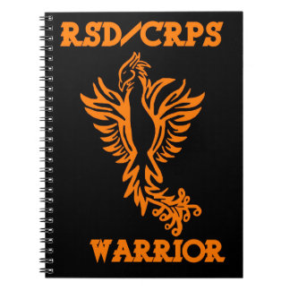 RSD/CRPSの戦士フェニックス ノートブック