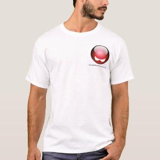 RSO Microfiber袖なし赤い Tシャツ