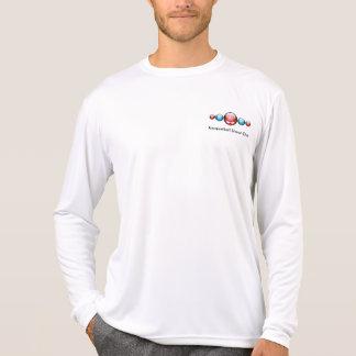 RSO Microfiber長ロゴ Tシャツ