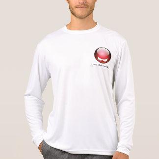 RSO Microfiber longsleeve赤い Tシャツ
