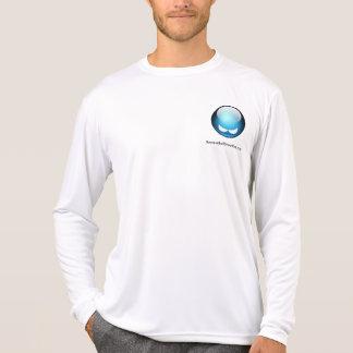 RSO Microfiber longsleeve青い Tシャツ