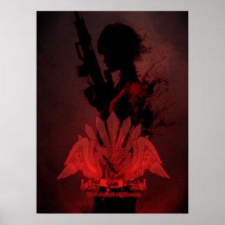 RsR -銃の女の子ポスター ポスター