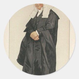 Rt Hon HBWの政治家No.1290の風刺漫画 ラウンドシール
