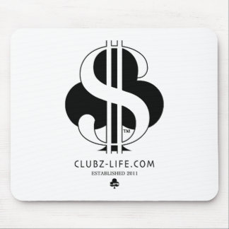 RU$Hを遊ぶClubz生命 マウスパッド