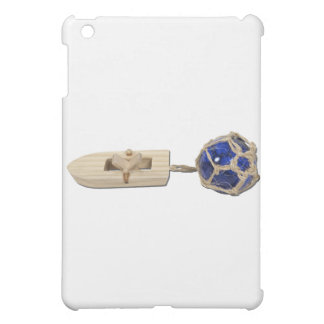 RubberBandBoatGlassFloat070911 iPad Miniケース