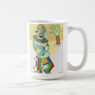 "Ruchellアレキサンダー著""ジャマイカの青年"" コーヒーマグカップ"