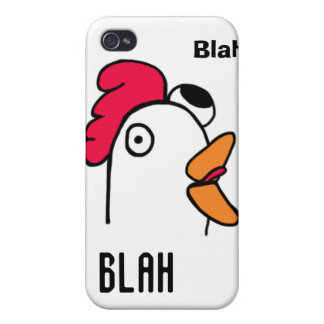 rude Chicken Head IPhone氏の例 iPhone 4/4Sケース