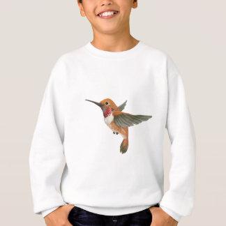 Rufousハチドリ スウェットシャツ