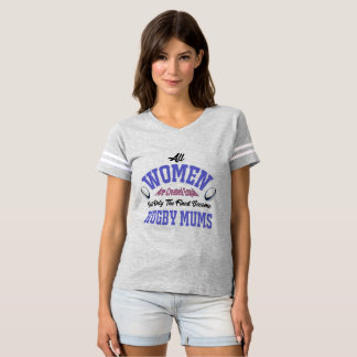 Rugby Mum's T-Shirt Tシャツ