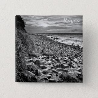 Rügenの日没 缶バッジ