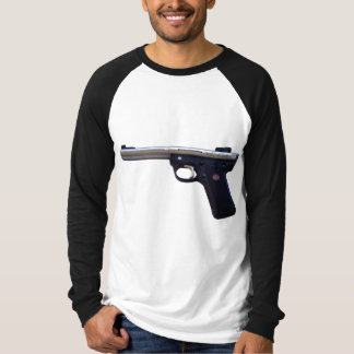 Rugerのピストル Tシャツ