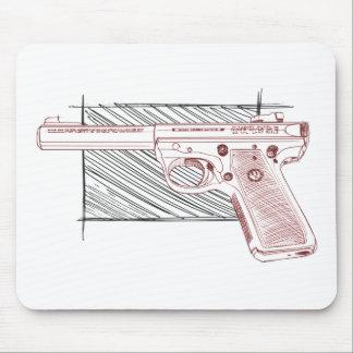 RugerターゲットMK III マウスパッド