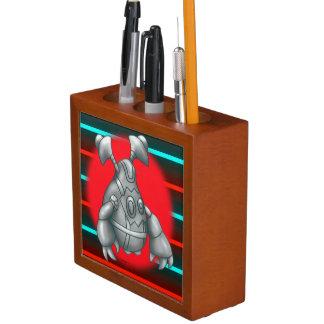 RUGUおよび教祖のロボットオーガナイザー ペンスタンド