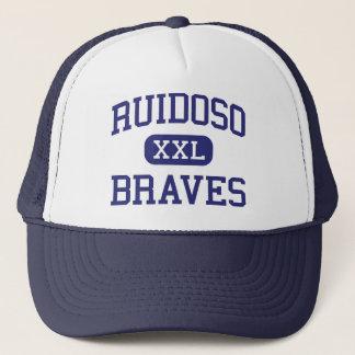 Ruidosoブレーブス中間のRuidosoニューメキシコ キャップ