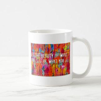 Rumiのカラフルな引用文 コーヒーマグカップ