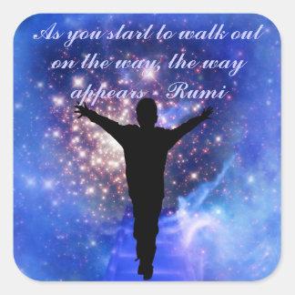Rumiの信頼方法 スクエアシール