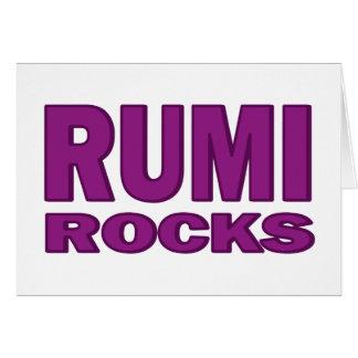 Rumiの石 カード