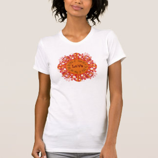 Rumi愛タンク Tシャツ