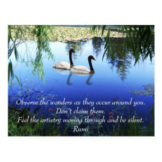 Rumi驚異 ポストカード