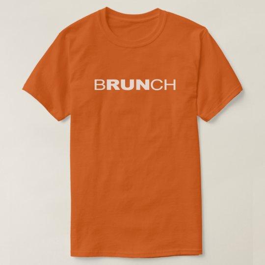 Run + tシャツ