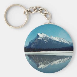 Rundle山、Banff キーホルダー