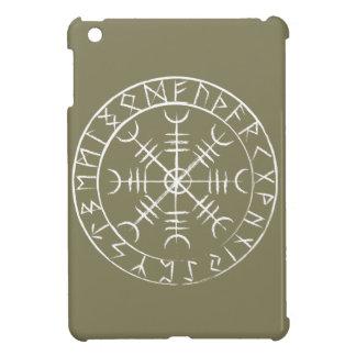 Runesとの畏怖のNorseの舵輪 iPad Mini Case