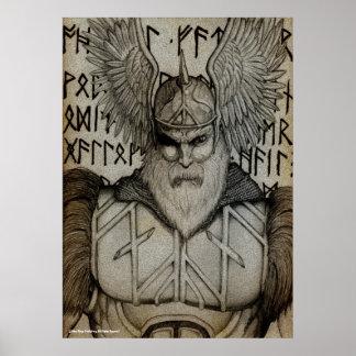 """""""Runesのマスター"""" ポスター"""