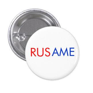 RUSAMEボタンのhetalia 3.2cm 丸型バッジ