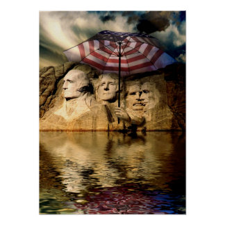 Rushmoreの洪水 ポスター