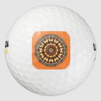 Rust_785.03の色 ゴルフボール