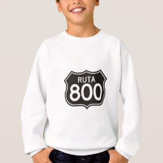 Ruta 800の役人の商品化 スウェットシャツ