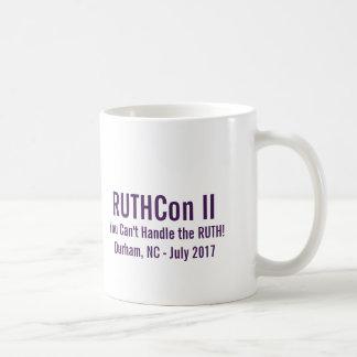 RUTHCon IIのコーヒー・マグ コーヒーマグカップ