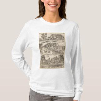 RutlandのDunn、Burdittおよびベネディクトの住宅 Tシャツ