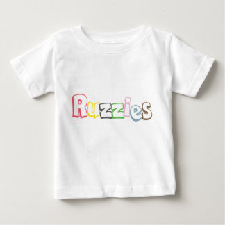 Ruzziesの知識 ベビーTシャツ