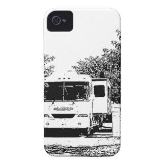 RV公園のMotorhome Case-Mate iPhone 4 ケース