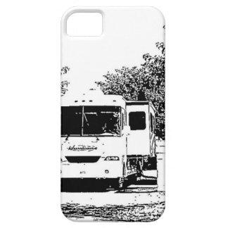 RV公園のMotorhome iPhone SE/5/5s ケース