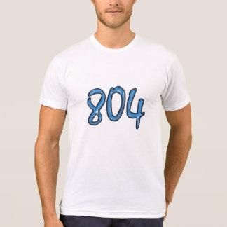 RVA 804 Area Code Tシャツ
