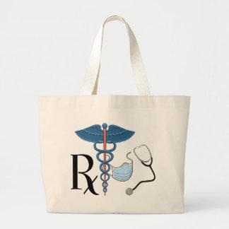 Rxのバッグ ラージトートバッグ