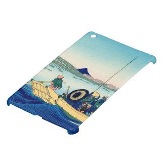 Ryōgoku橋を渡る日没 iPad Miniケース